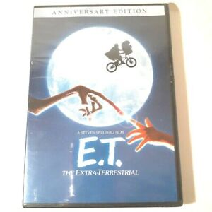 E-T-The-Extra-Terrestrial-DVD-2012-Anniversary-Edition-Brand-New-Sealed