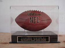 Display Case For Your Cam Newton Auburn Tigers Heisman Autographed Football