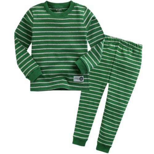 "Vaenait Baby Toddler Kids 12-7T Boys Girls Clothes Thick Pajama Set /""Stripe set/"""