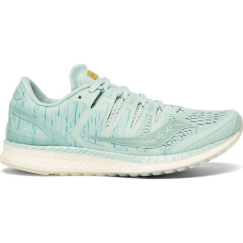 Green Womens Saucony Liberty Iso Women/'s Running Runners Sneakers Casual Shoes