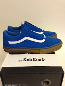 109b7435cc VANS OLD SKOOL PRO S SYNDICATE ODD FUTURE BLUE GUM GOLF WANG TYLER ...