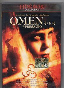 OMEN-IL-PRESAGIO-DVD-Abbinam-editoriale-2008-MONDADORI-Julia-Stiles-Mia-Farrow