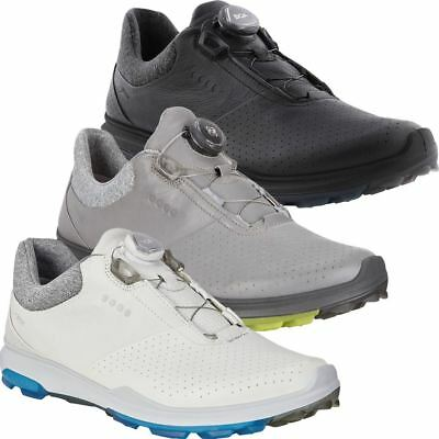 ECCO Men's BIOM Hybrid 3 BOA GORE TEX Golf Shoes