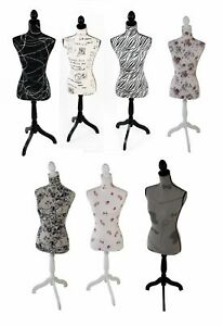 Ladies-Tailor-039-s-Dummy-Div-design-Ladies-039-Bust-Mannequin-Torso-Doll-Mode