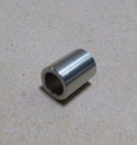 """3/8"""" ID x 1/2"""" OD STAINLESS STEEL 303 STANDOFF SPACER SPACERS BUSHINGS"""