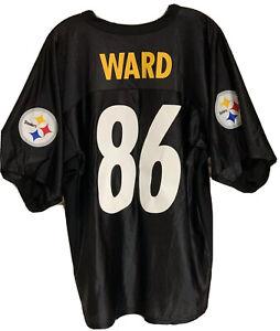 Vintage Pittsburgh Steelers Hines Ward  #86 Football Jersey Mens Medium