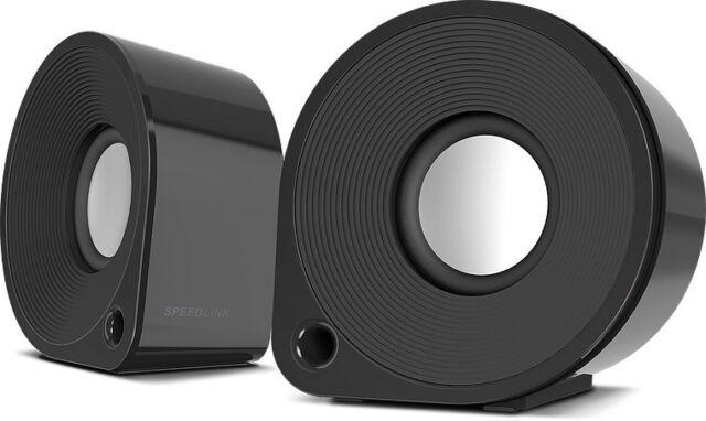 Speedlink Ellipz stereo Speakers PC Lautsprecher USB