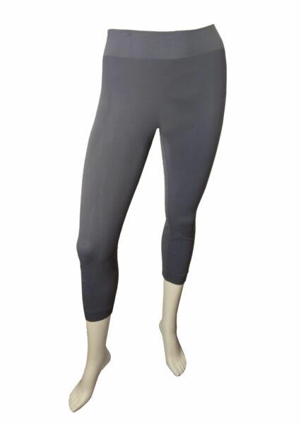 TCM Tchibo Damen Sport Tight 3/4 Sporthose Laufhose Gym Hose Leggings Caprihose