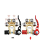 thumbnail 9 - 2x Car Battery Quick Release Clamp Joint Battery Pile Head Brass Clamp Terminal