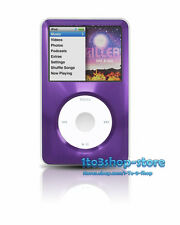 Remix Hard Shell Case for iPod Classic 6th 7th Gen 80GB/120GB/160GB (Purple)