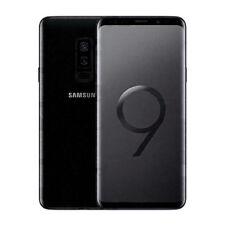 "SAMSUNG GALAXY S9+ PLUS MONO SIM BRAND NERO MIDNIGHT BLACK 6.2"" 64 GB ITALIA"