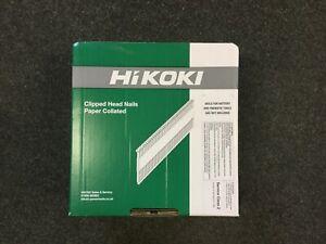 Hikoki 705610 3300 Clipped Head Galv Framing Nails 64 X 3