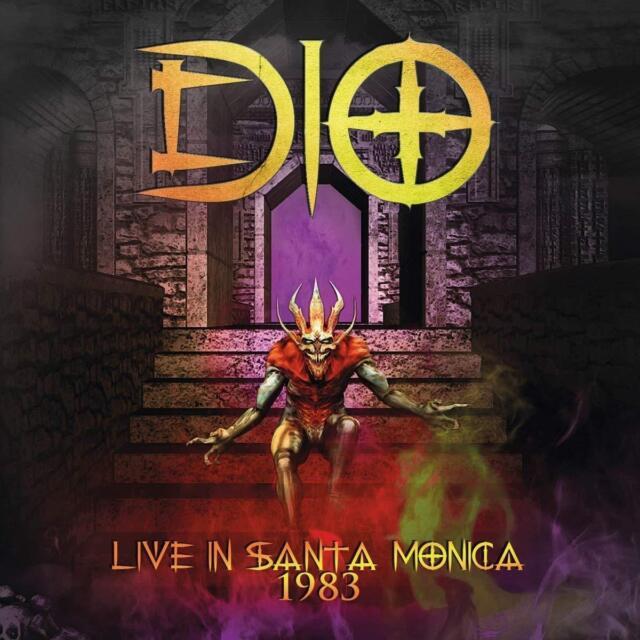 Dio - Live in Santa Monica 1983 (2017)  CD  NEW/SEALED  SPEEDYPOST