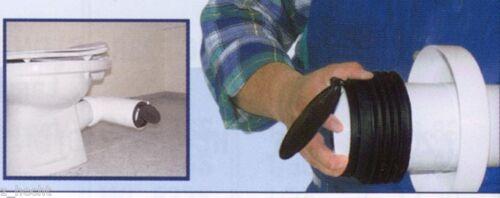 Rattenklappe zum Schutz vor Ratten Rattenstop für das Stand WC Toilette Klo