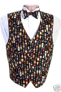Brand-New-Wine-Bottles-Tuxedo-Vest-and-Bowtie