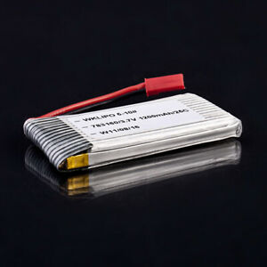 HO-2018-3-7V-1200mAh-25C-Lipo-Battery-for-Walkera-WKLIPO-5-10-5G4Q3-SYMA-S006-H