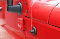 7'' (7inch ) Antenna Red For Fit Jeep Wrangler Jk 2/4 Door