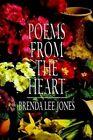 Poems From The Heart 9781403355416 by Brenda Lee Jones Paperback