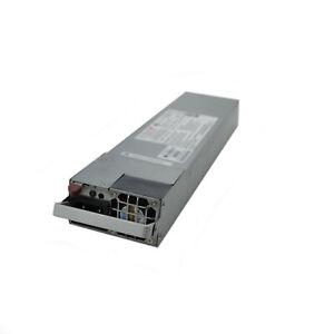 SuperMicro PWS-501P-1R 80 Plus Platinum 500W Watt Power Supply