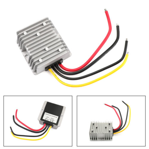 12V Auf 24V DC-DC Step Up Boost Spannungswandler 15A 360W Industrie-Netzteile AH