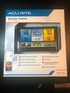 Acurite My Backyard Weather Station With Color Display w ...