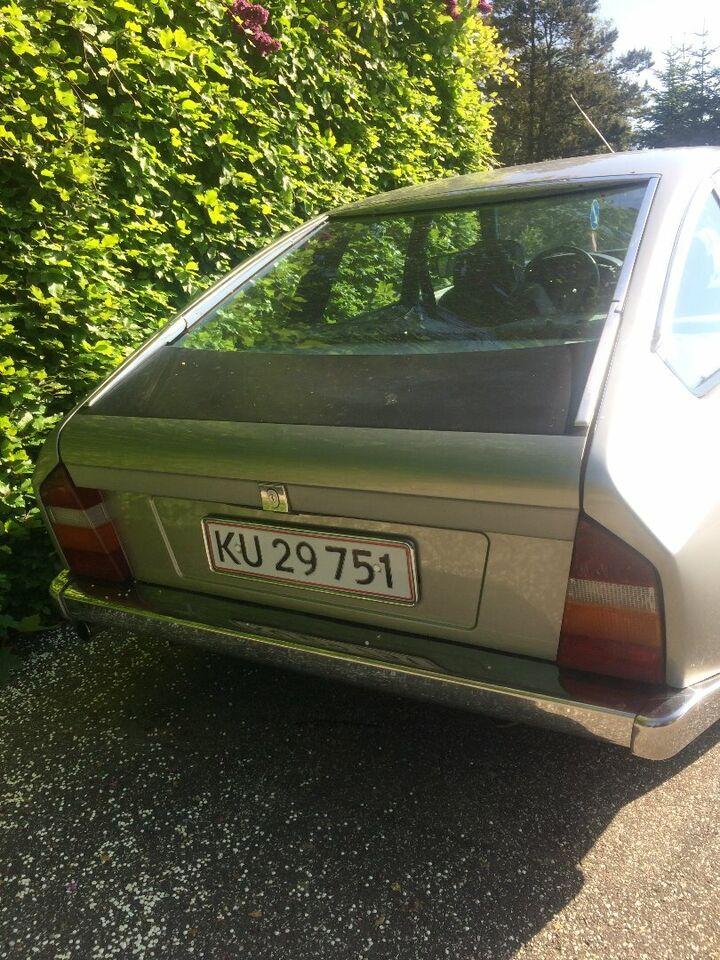 Citroën CX 2,0 Benzin modelår 1979 km 154000