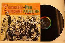 """Phil Napoleon -  Tenderloin Dixieland, LP 12"""" (G)"""