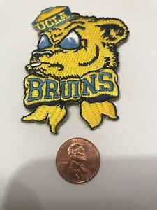 UCLA Bruins Sport Logo Patches Embroidery Iron on Sew on