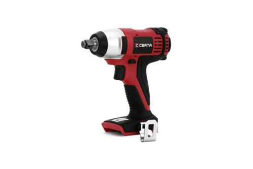 Certa PowerPlus 18V Cordless Impact Wrench Skin Only