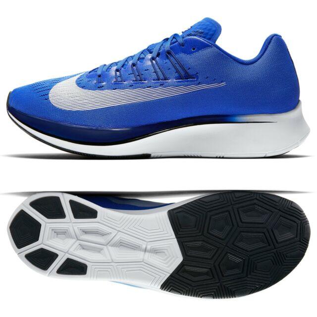 Nike Zoom Fly Royal Blue/White/Black 880848-411 Men's Running Shoes Sz 11