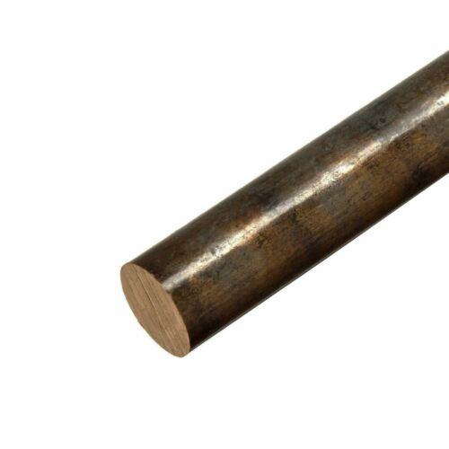 C932 Bearing Bronze Round Rod 2 inch 2.000 x 12 inches