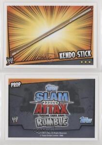 Slam Attax Rumble-Kendo Stick-prop