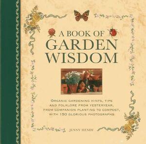 A-Book-Of-Jardin-Idea-Jenny-Hendy-Tout-Neuf-Couverture-Cartonnee-Envoi
