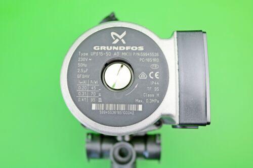 Vokera Mynute compatto sciabola sinergia opzione POMPA 20002906