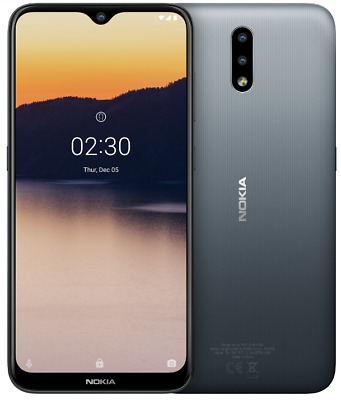 Details about  Nokia 2.3 32GB Telstra New & Sealed  -Black-  Sent from Melbourne