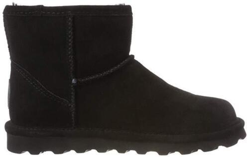 2130w Suede Nuovo Ii Boot Nero donna Stivali Alyssa Fashion da 100autentico WD2E9HI