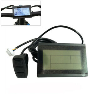 KT-LCD3-Lcd-Display-for-Electric-Bike-36V-48V-E-Bike-Intelligent-LCD-Panel-New