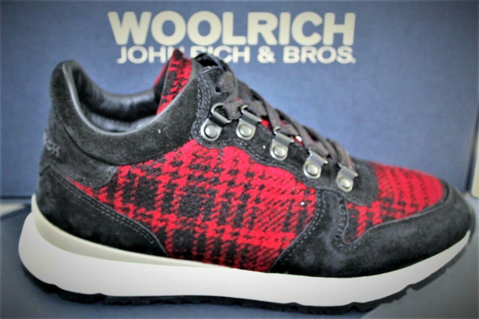 Woolrich Frau Sportschuhe Schuhe Schuhe Jogger Mittel- WF3104-WF170W325 2018      749c7c