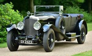 Bentley 8 Litre Vandenplas Style Tourer