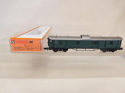 Toys & Hobbies Liberal Mes-60324 Arnold 3362 Spur N Postwagen 180294 Sehr Guter Zustand Moderate Price