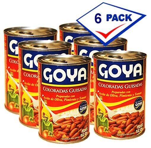 Goya Kidney Beans In Sauce 15 Oz Pack Of 6 For Sale Online