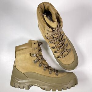 Bates Gore-Tex E03412C Mens Mountain Combat Hiker Boots Size 11.5 R Military New