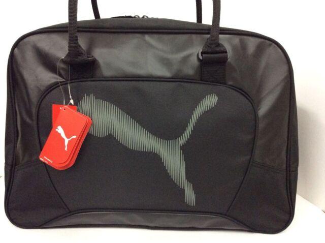 c898320de2 PUMA Big Cat Grip Bag Black 066563 01