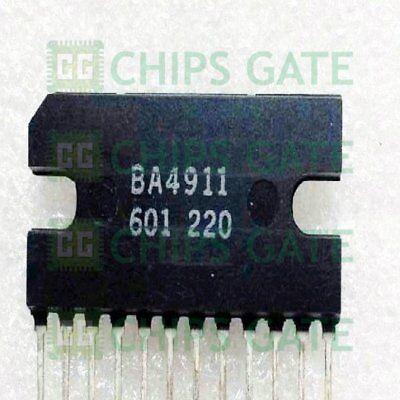2PCS BA4911 Encapsulation:ZIP-12,System regulator for car stereo
