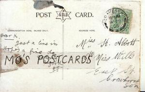 Genealogy-Postcard-Abbott-East-Street-Crewkerne-Somerset-Ref-9169A