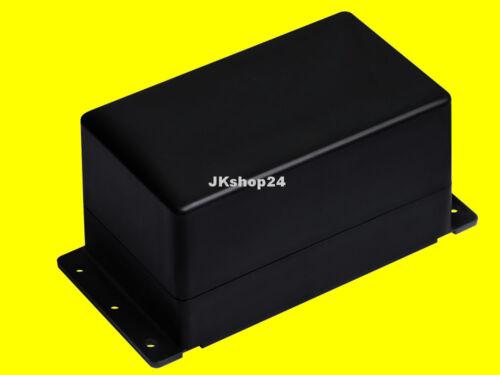 KEMO G87N Standard-Wandgehäuse hoch 122 x 72 x 66 mm Kunststoff schwarz Geräte