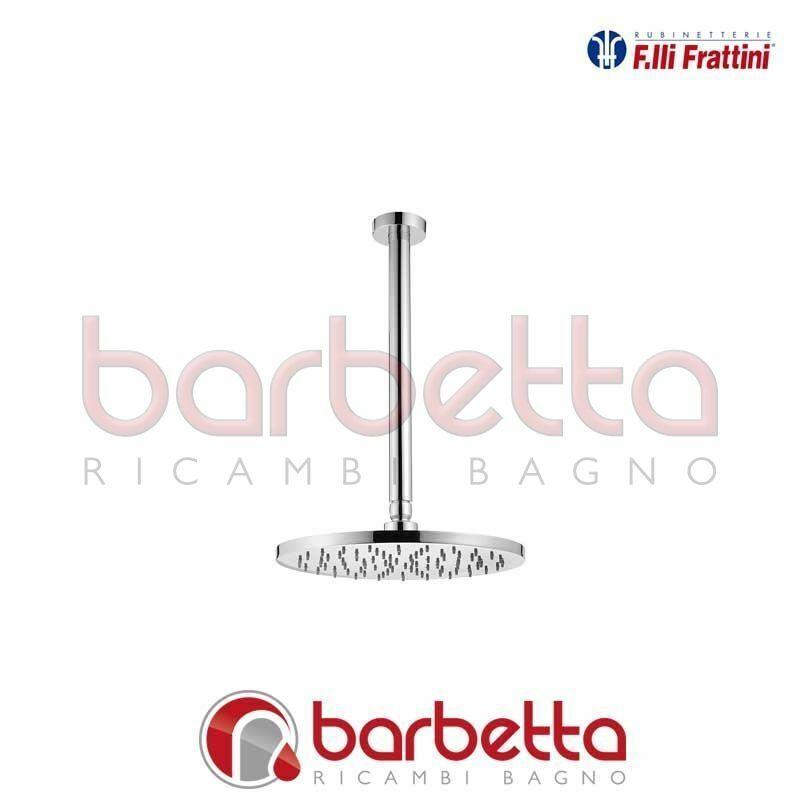 BRACCIO DOCCIA CON SOFFIONE ATTACCO VERTICALE GAIA FRATTINI 45609