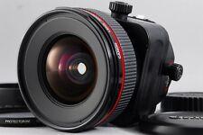 Canon TS-E 24mm f3.5 L Tilt Shift Lens w/hood,filter from Japan #051 【Top MINT】