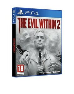 Jeu Vidéo PS4 The Evil Within 2 Sony PlayStation 4 Neuf Blister Horreur 2017 FR