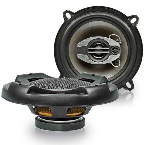 Upgrade Lautsprecher 130mm Koax Boxen für Opel Movano A 03-10 Front